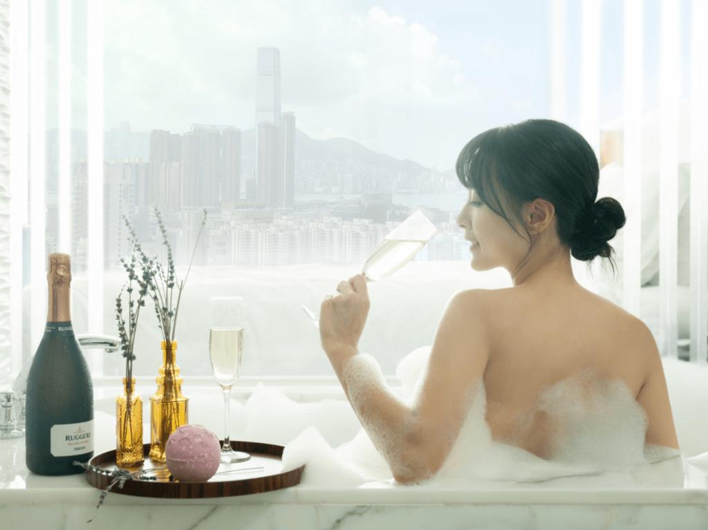 Beauty staycations Hong Kong
