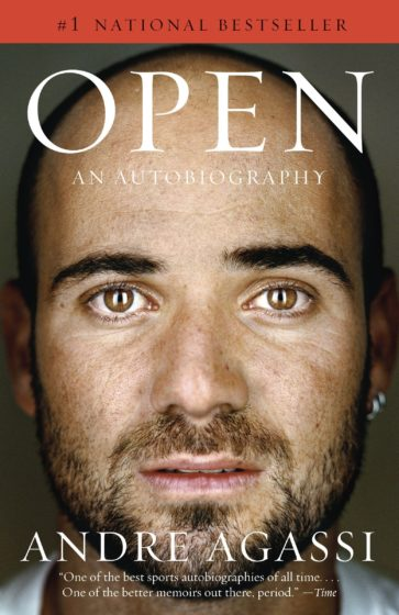Open — Andre Agassi