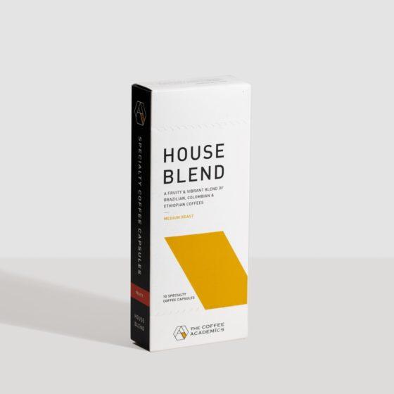 House Blend — The Coffee Academics, Hong Kong