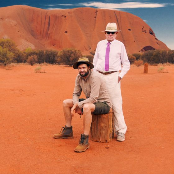 Jack Whitehall: Travels with my Father (2020)
