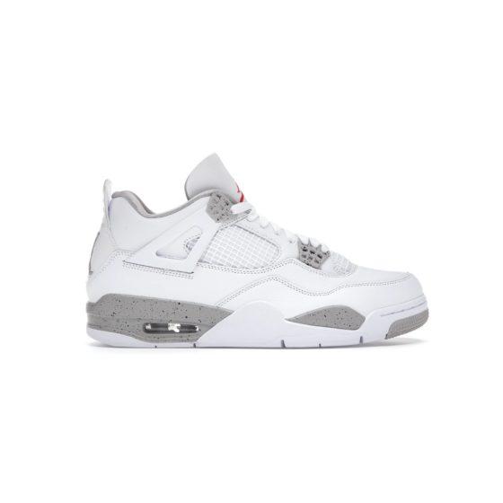 Air Jordan 4 Retro 'Blanc Oreo'
