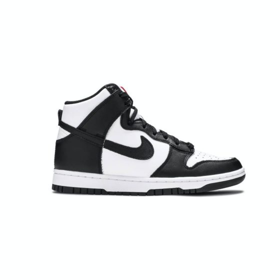 Nike WMNS Dunk High 'Noir Blanc'