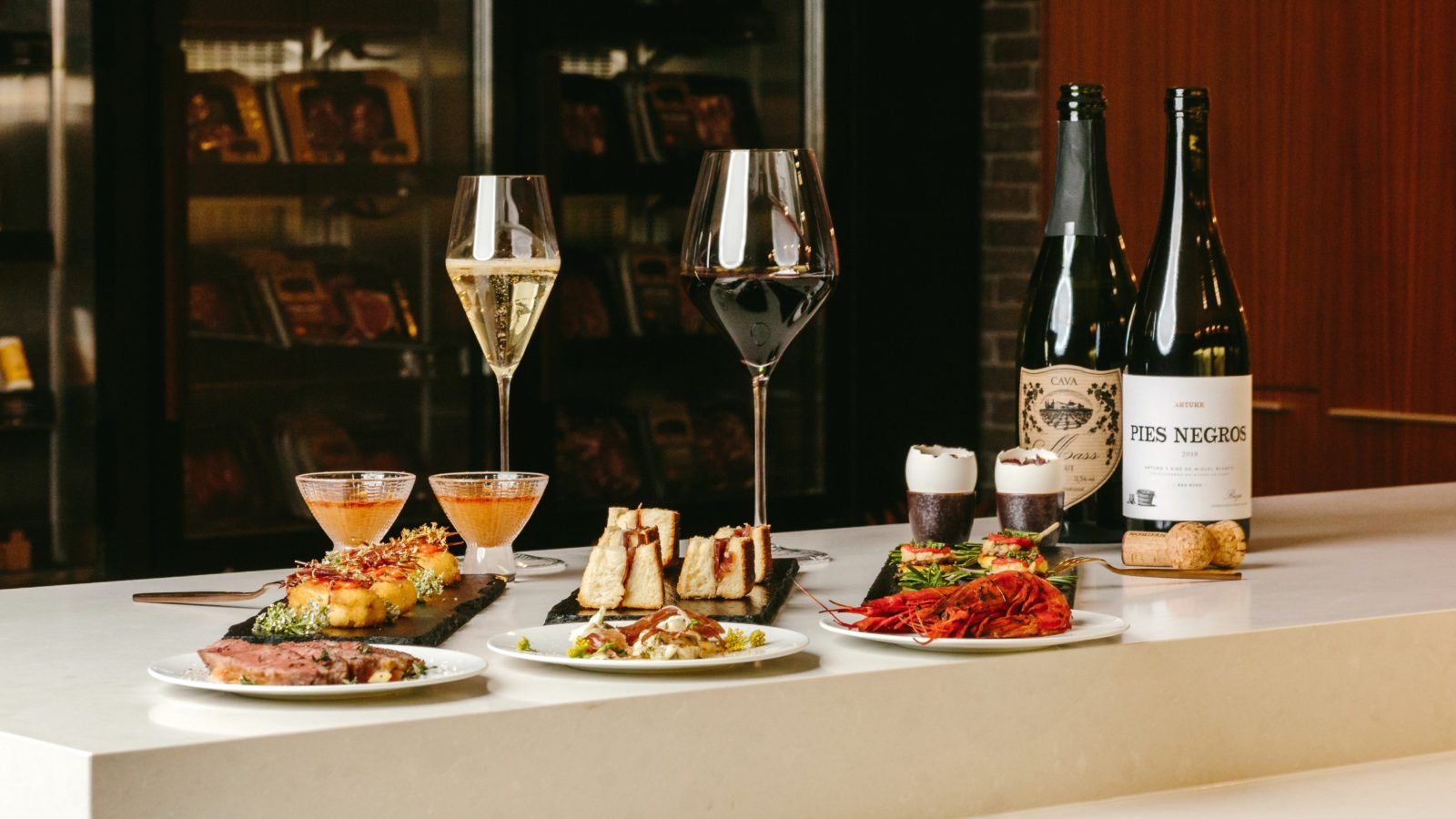 New Eats: Asia's first Iberico Ham Cellar, 'Taste of Singapore' at Uncle Quek and more