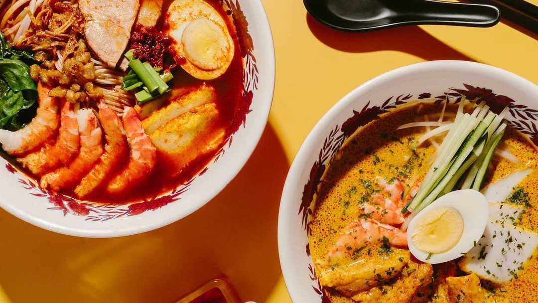 Where to find the best laksa in Hong Kong