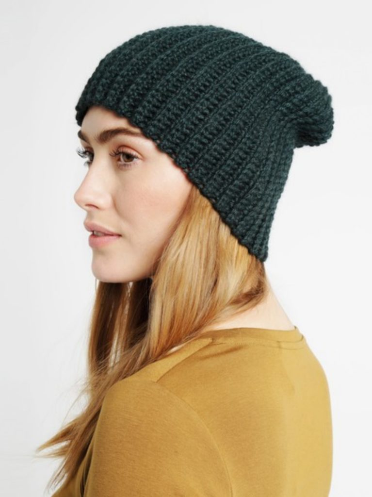 yarn in the workds new world beanie kit
