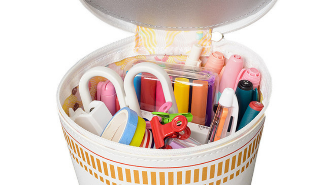Where to buy these limited-edition handbags that look like instant Cup Noodles