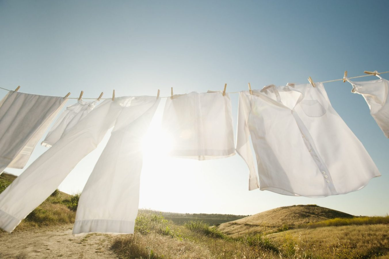 Is it better to air-dry your clothes?