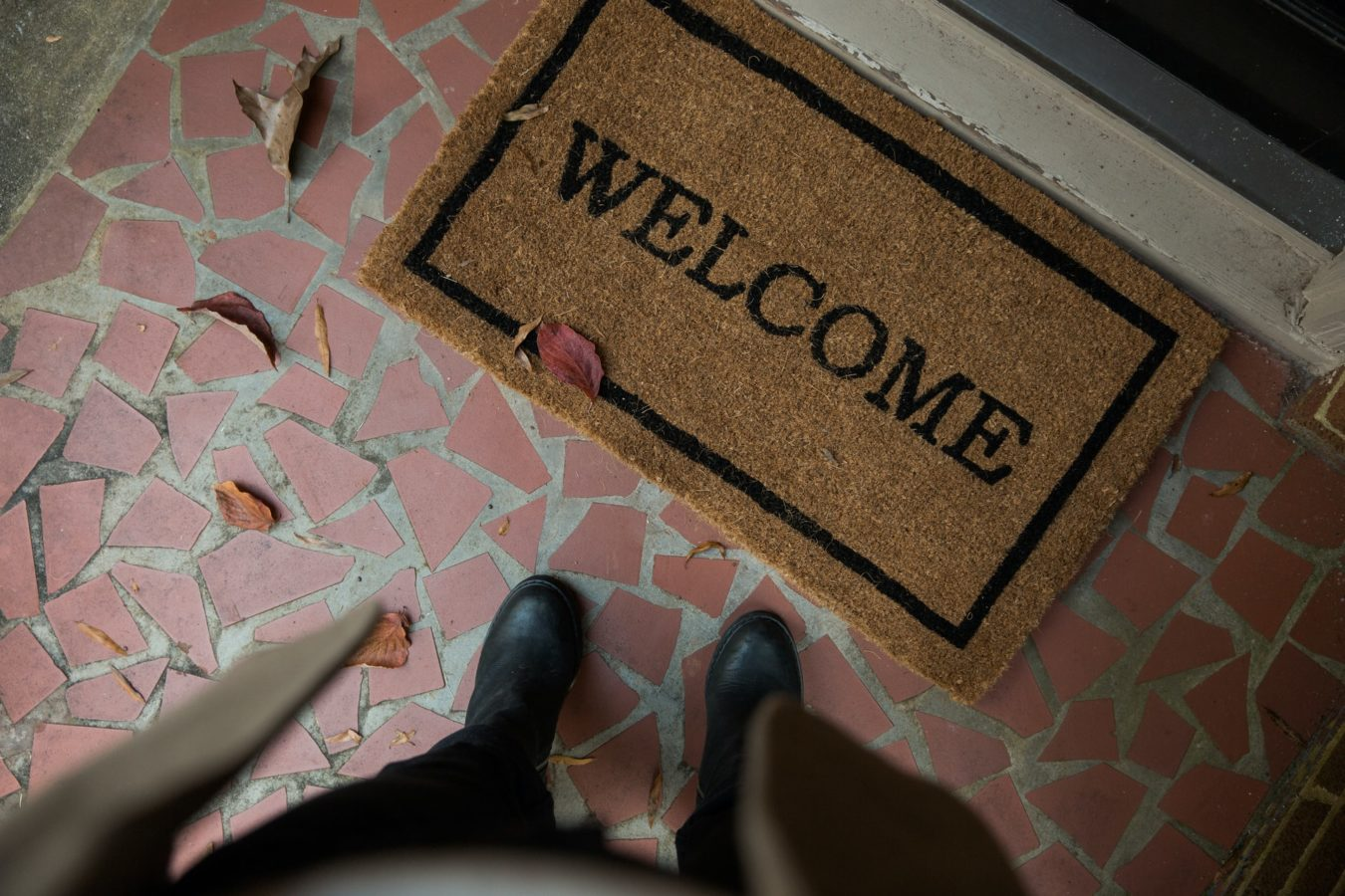 How often should you replace your doormats?