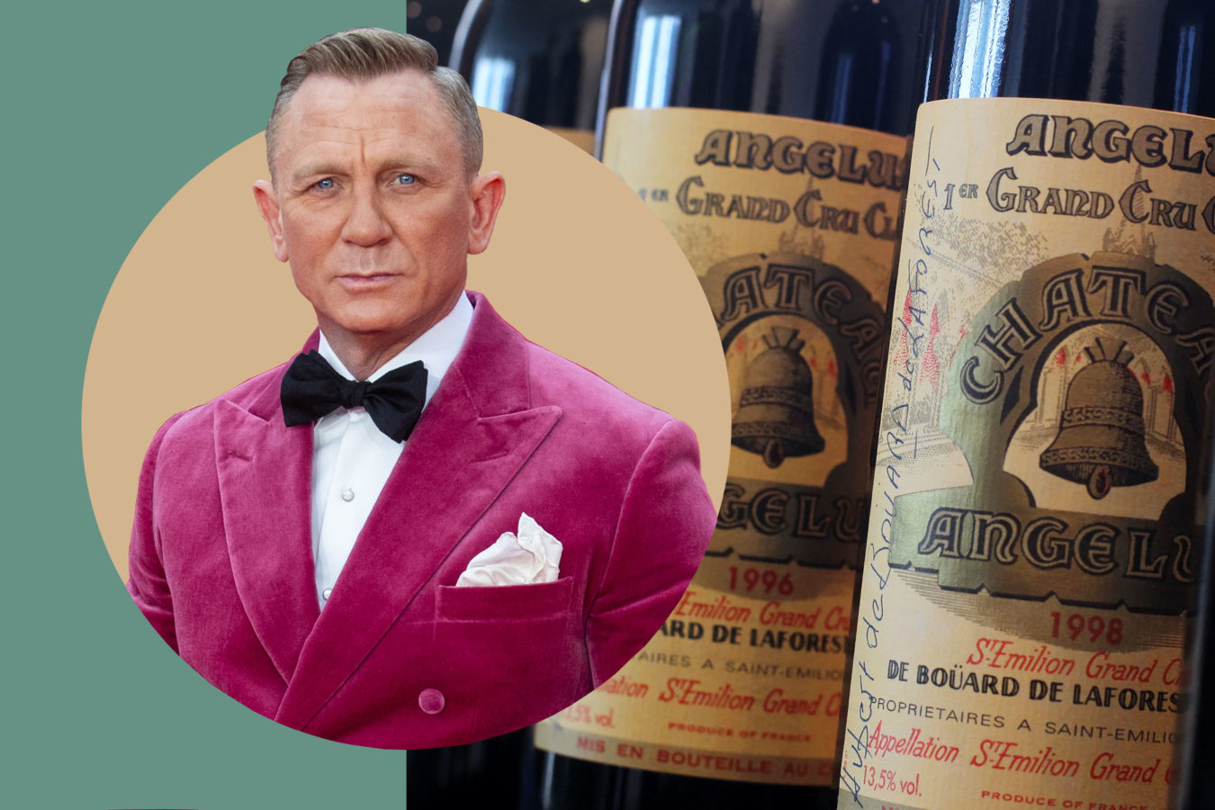 James Bond favours Bordeaux in 'No Time To Die'