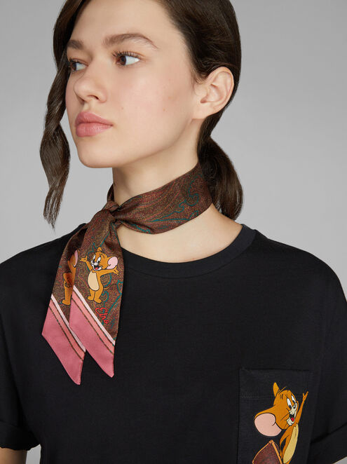 Tom and Jerry, Year of the rat, spirit animal, 2020, ETRO
