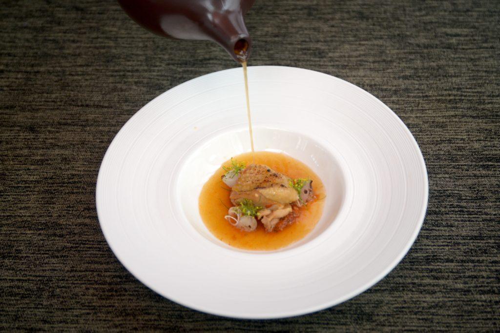 The Sukhothai Bangkok, Celadon, dining menus, Bangkok, Thai home cooked food, new tasting menu,