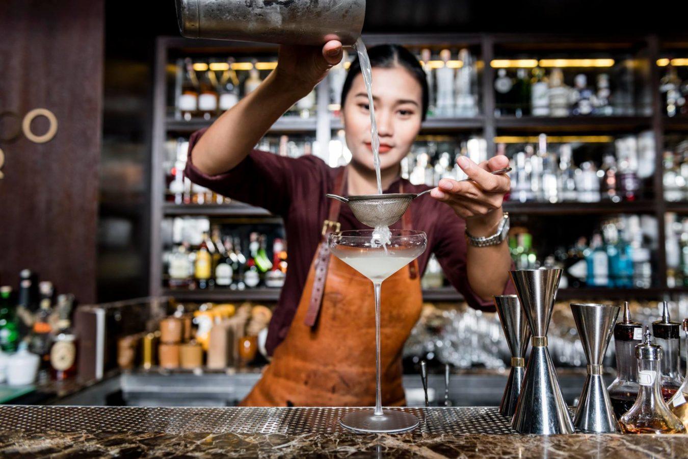 5 female bartenders shaking up Bangkok's bar scene