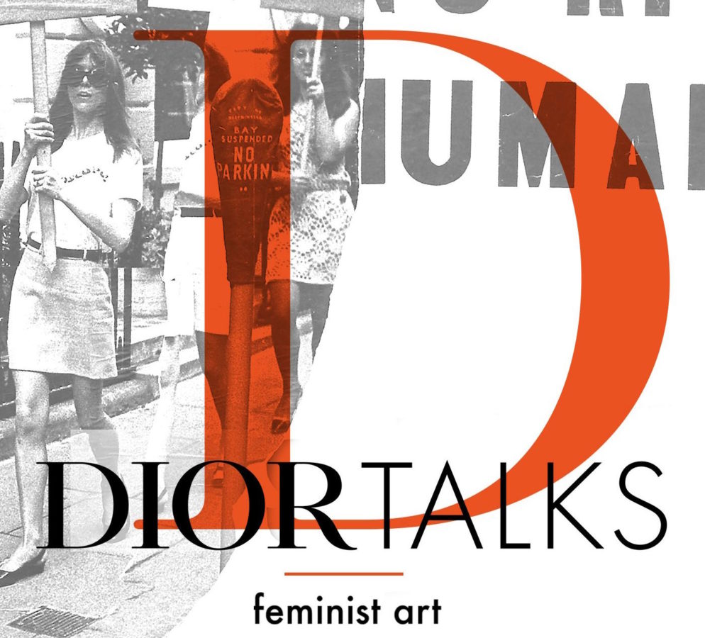 Dior launched a podcast series and it's called 'Dior Talks'
