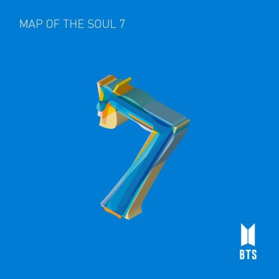 BTS, 'Map Of The Soul 7'