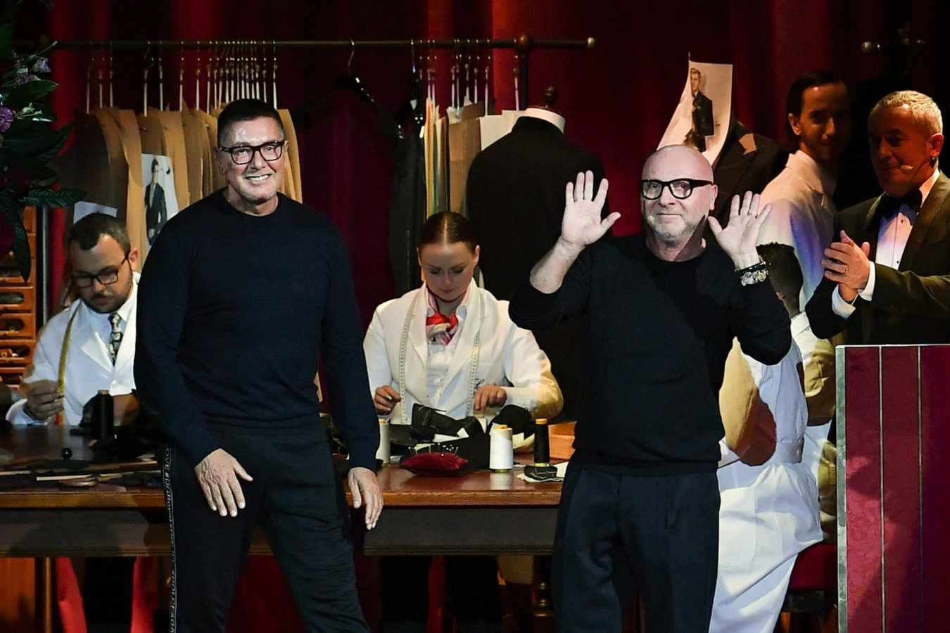 Dolce & Gabbana are on the official schedule for Milan's first ever digital Fashion Week
