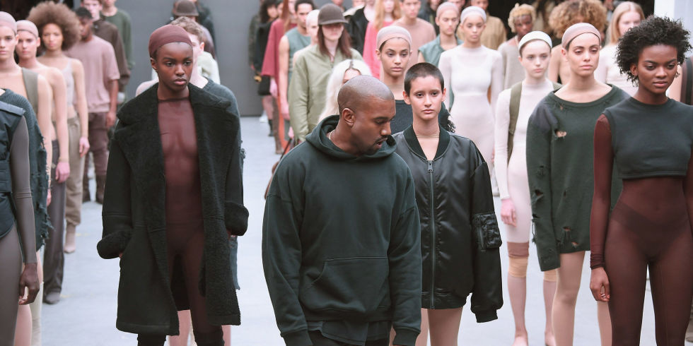Kanye West is in talks to launch Yeezy Beauty