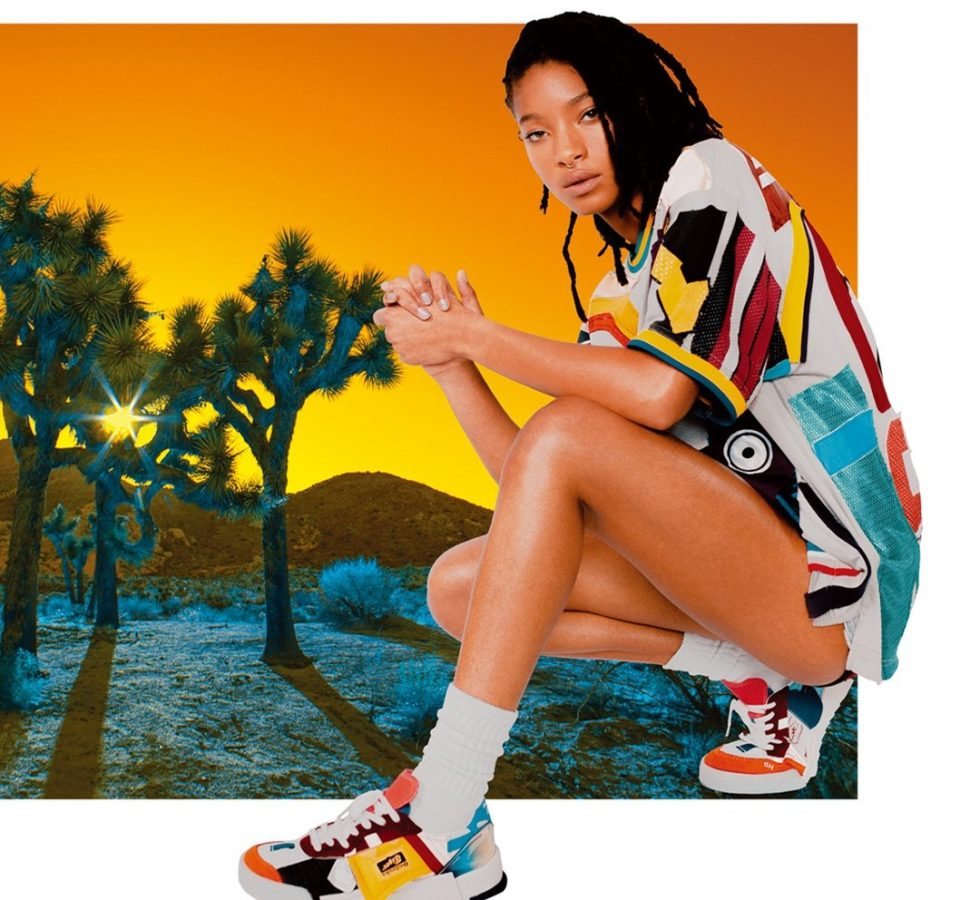 Willow Smith is the new face of Onitsuka Tiger