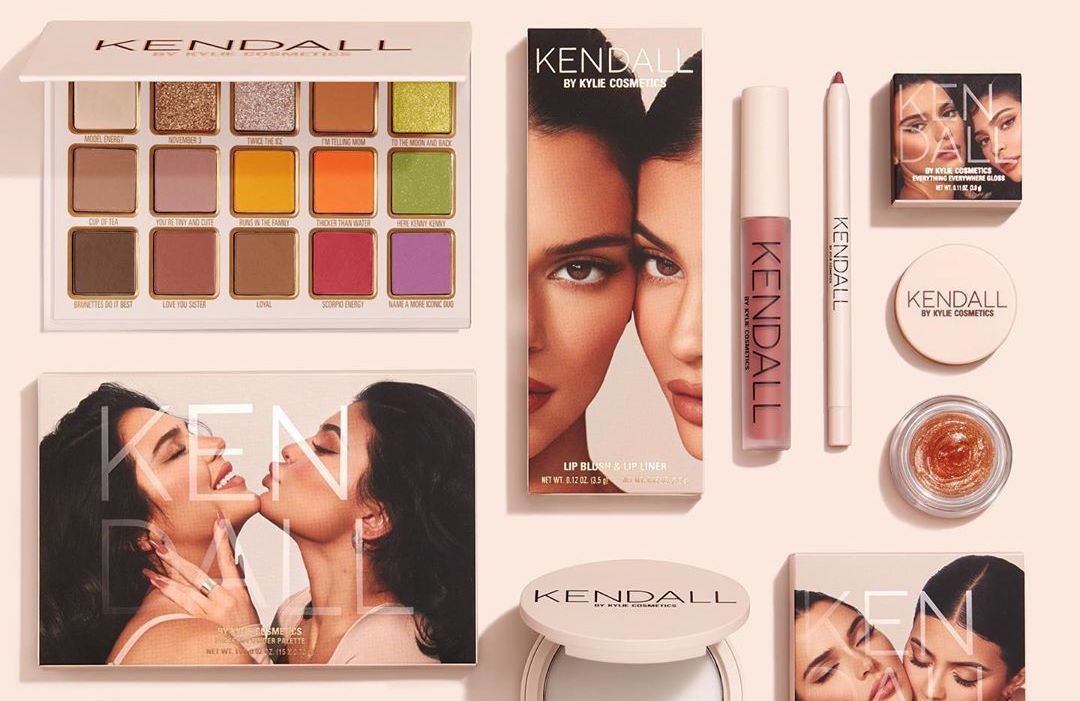Everything you need to know about the new Kendall by Kylie Cosmetics collection