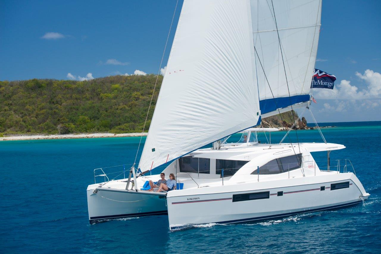 Cruise through Phuket on these yachts with The Moorings