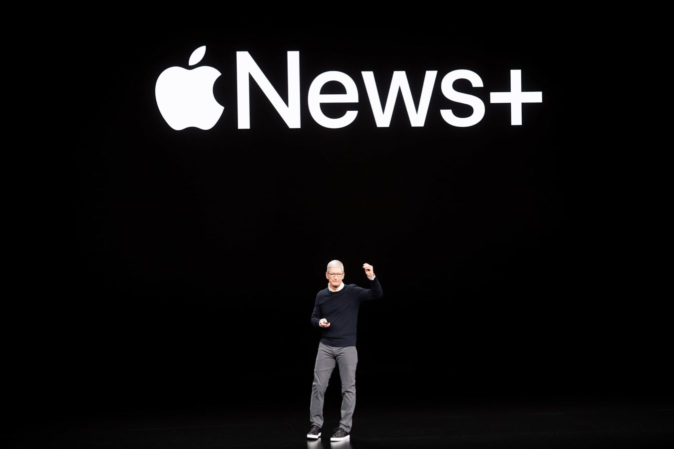Everything you need to know about Apple's newly-launched news podcast