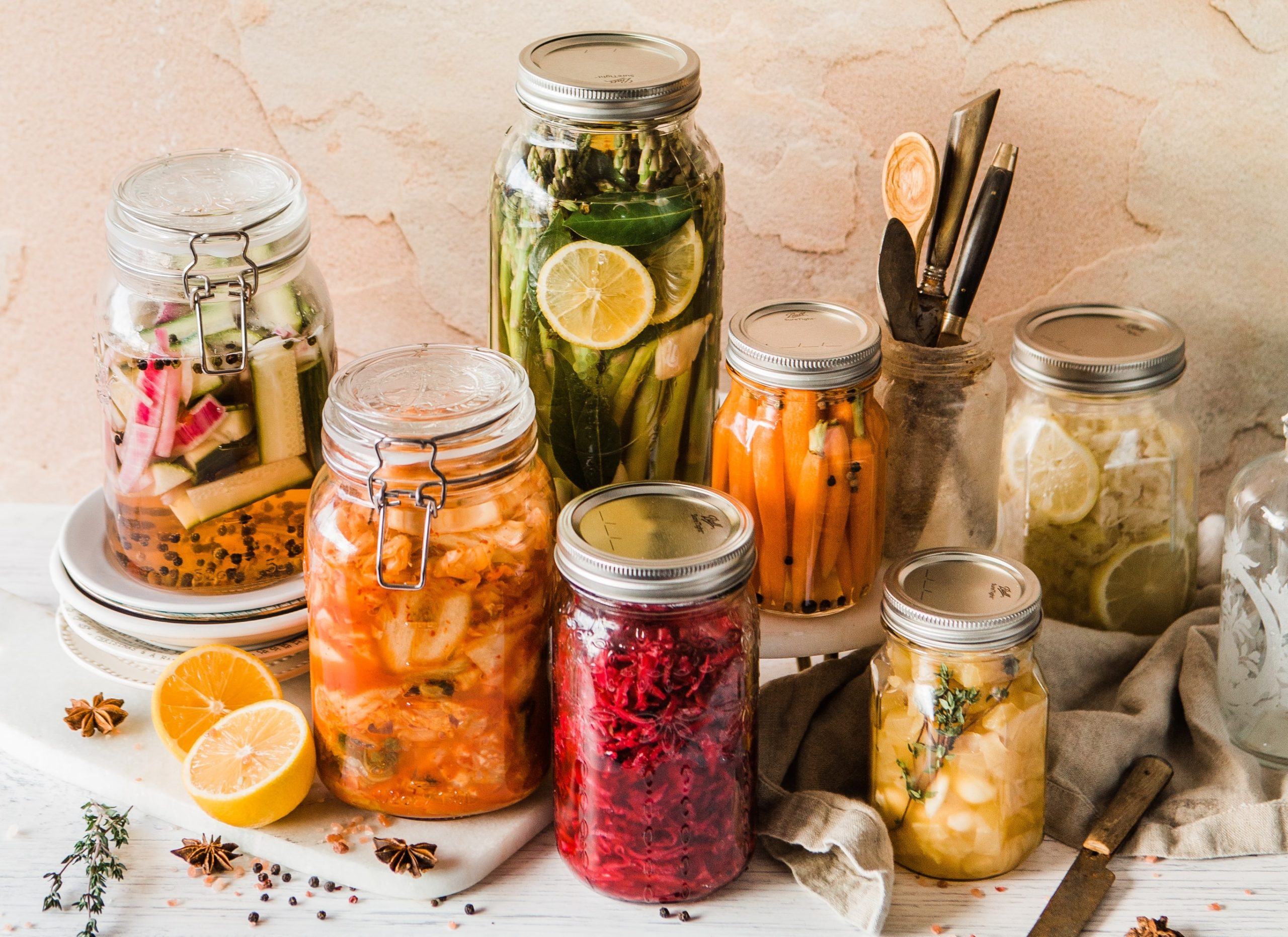 5 probiotic foods to boost your meal plan this week