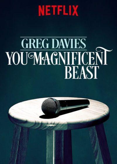 Greg Davies: You Magnificent Beast