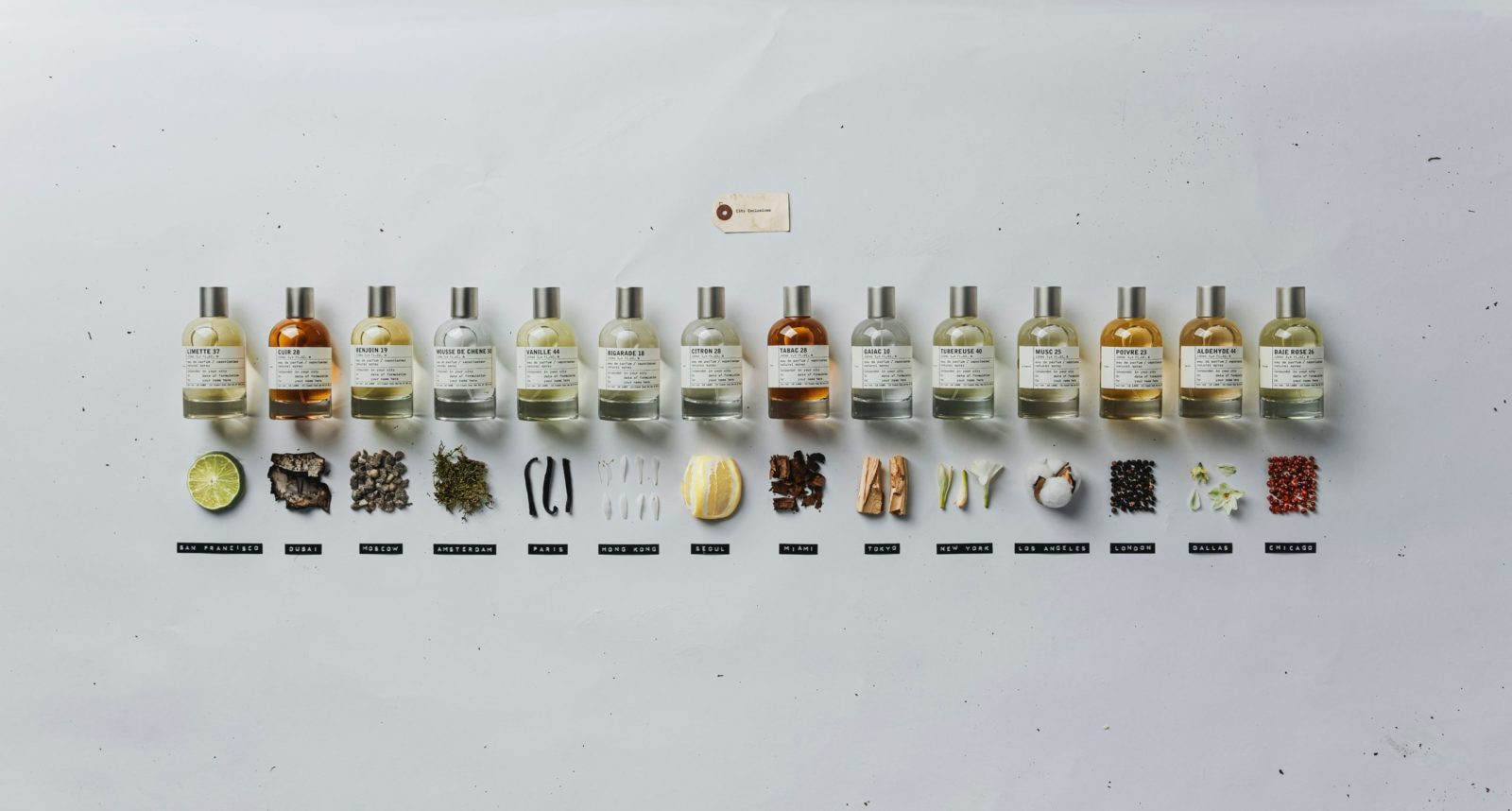 Smells like a vacation: Le Labo's City Exclusive scents are available again