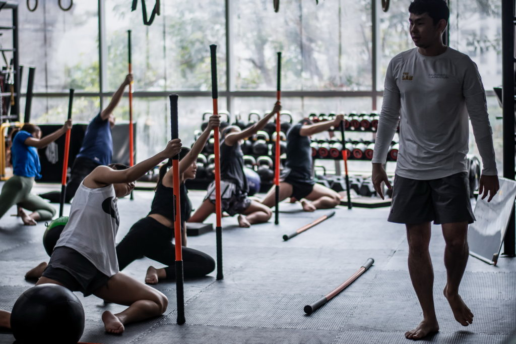 The LAB, The LAB Bangkok, fitness gym, boutique gyms, wellness, fitness, boutique gyms, intense sessions,