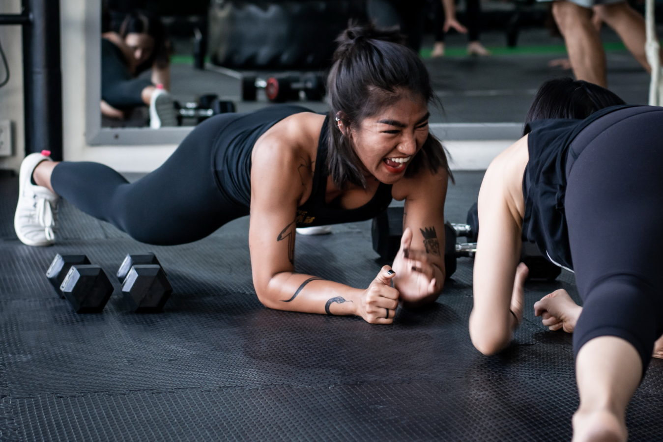The LAB boutique gym reopens with some interesting initiatives
