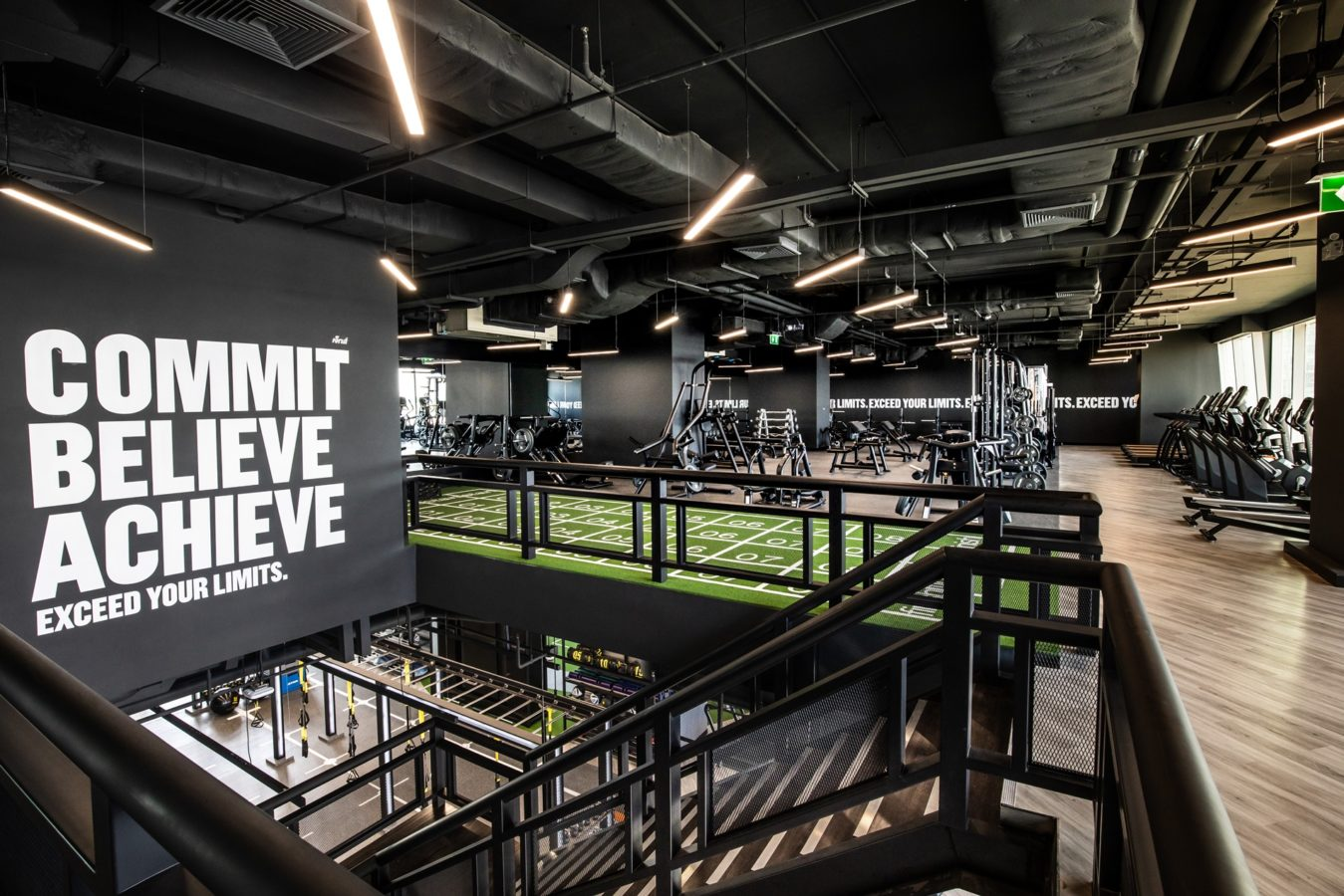 Sweat it out: Jetts Black is Bangkok's newest premium playground for fitness junkies