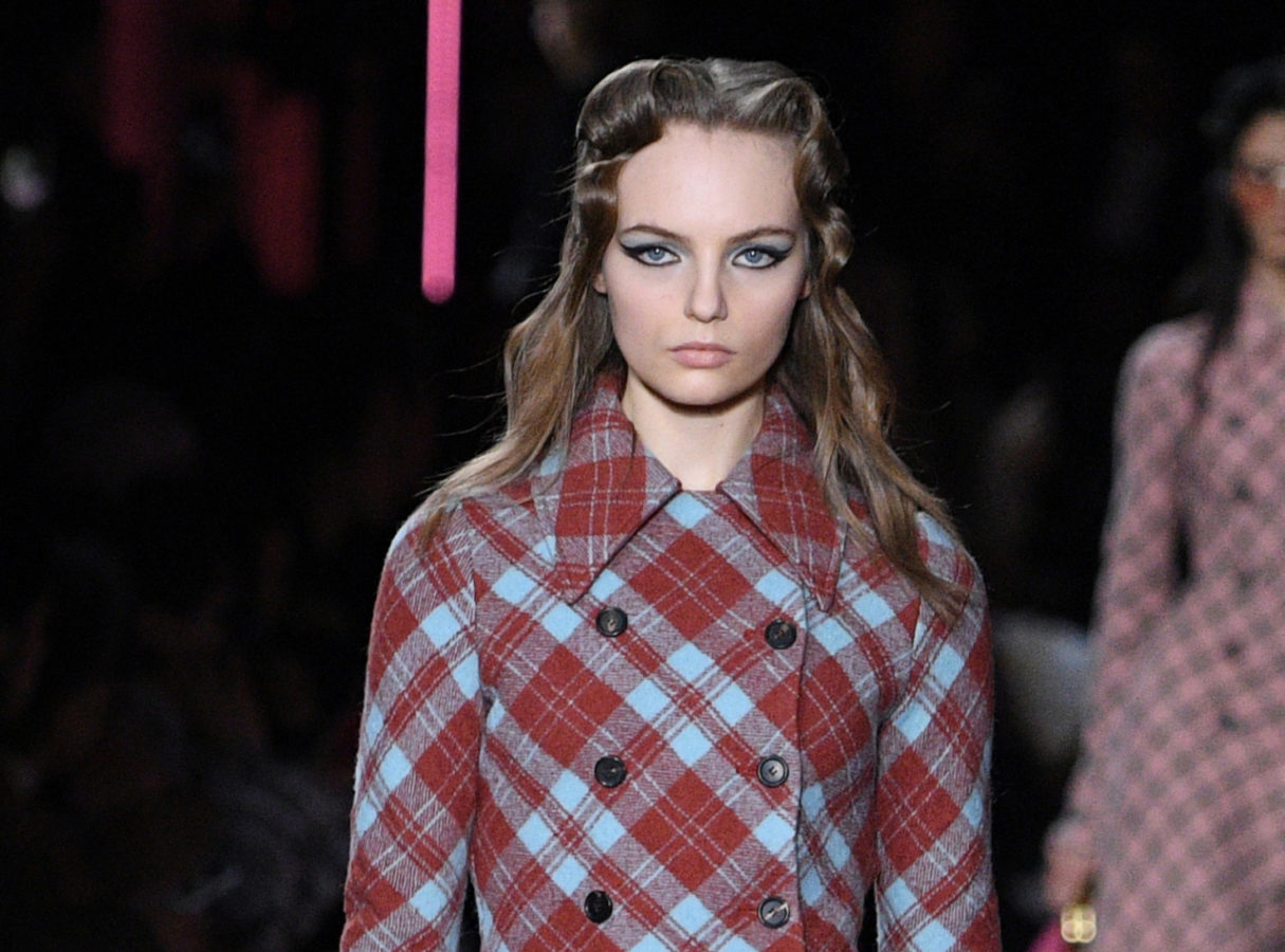 How to wear checks this season, the must-have print for autumn