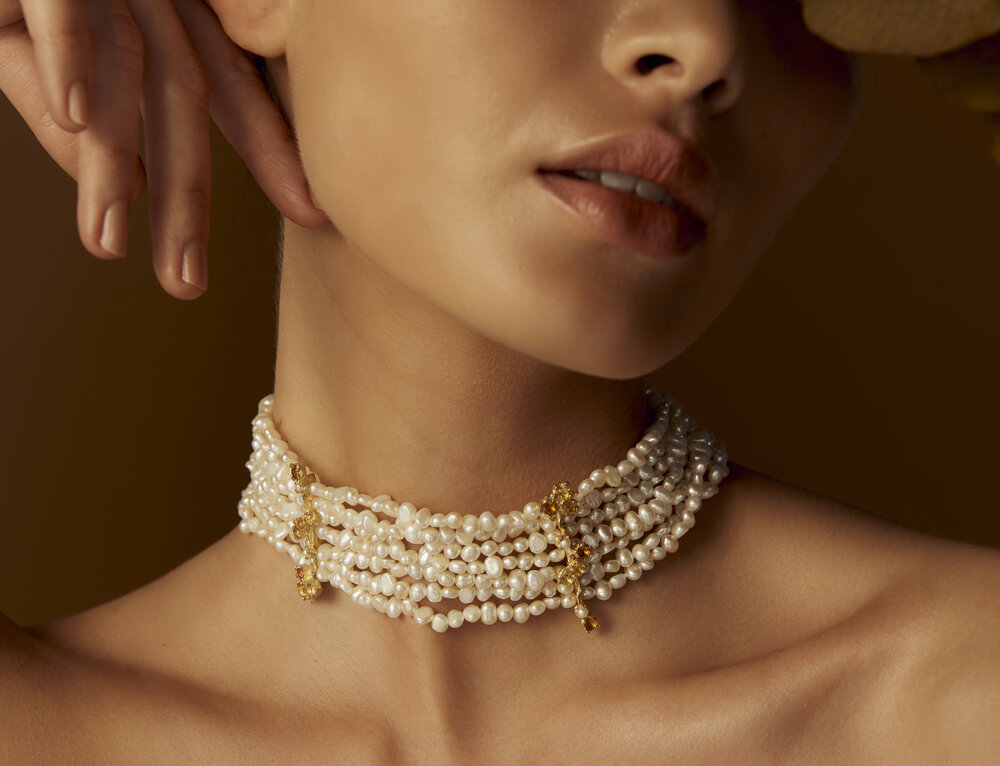 The allure of the oddly-shaped pearl and 7 pieces we absolutely adore