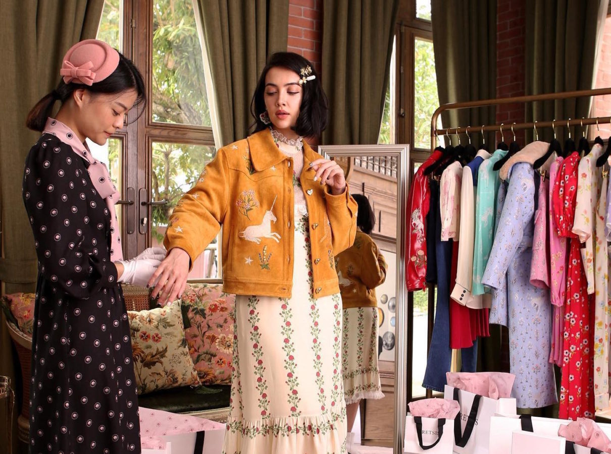 7 Asian fashion brands that are making waves right now