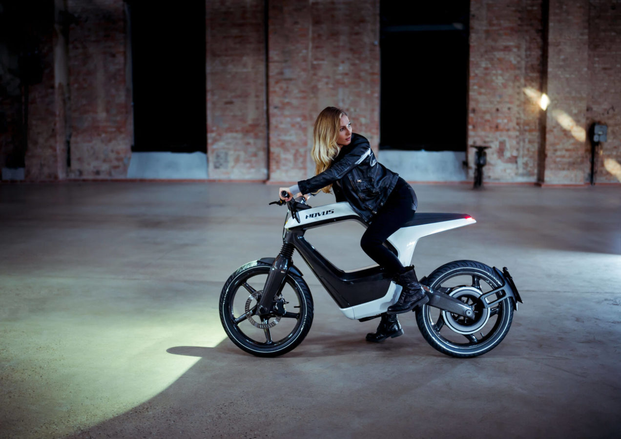 Is this electric motorcycle the Tesla of motorcycles?