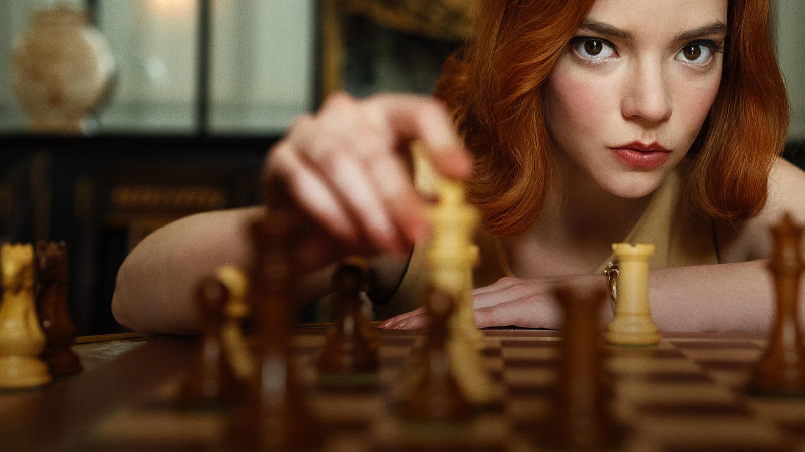 The Queen's Gambit เพลง OST. ซีรีส์ เพลงประกอบ Sound Track Netflix