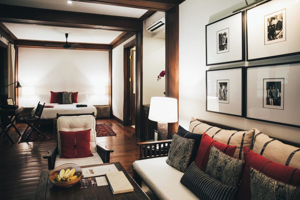 Boutique Hotels Chiang Mai: Tamarind village