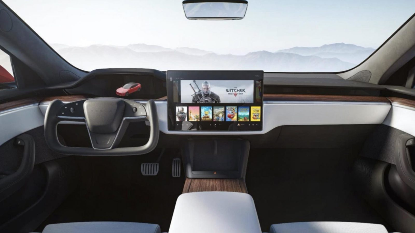 A closer look at Tesla's newly redesigned Model S, from updated interiors to engine
