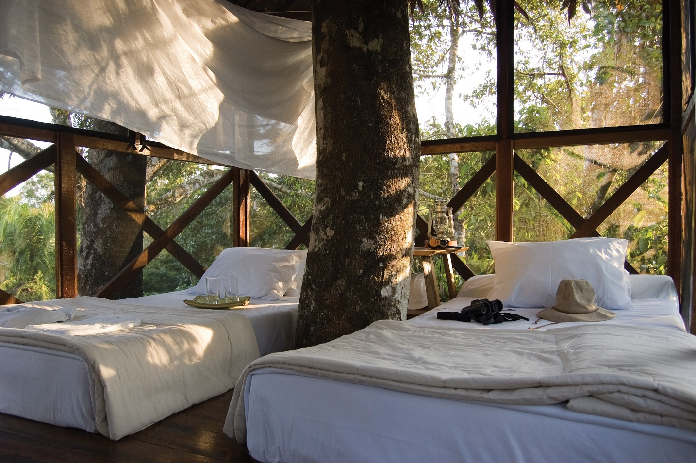 10 treehouse hotels around the world for the nature lovers