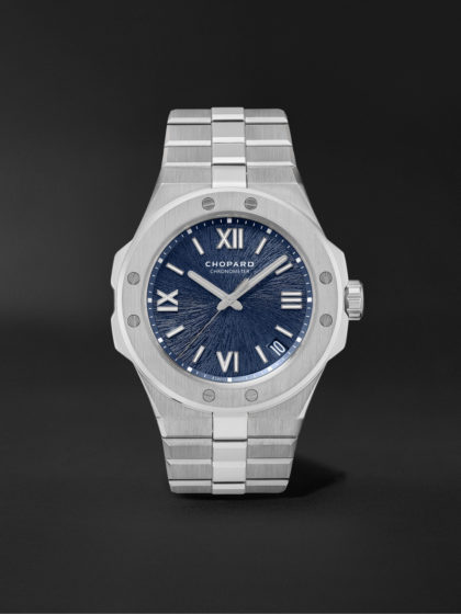 Chopard Alpine Eagle Large Automatic 41mm Lucent Steel Watch