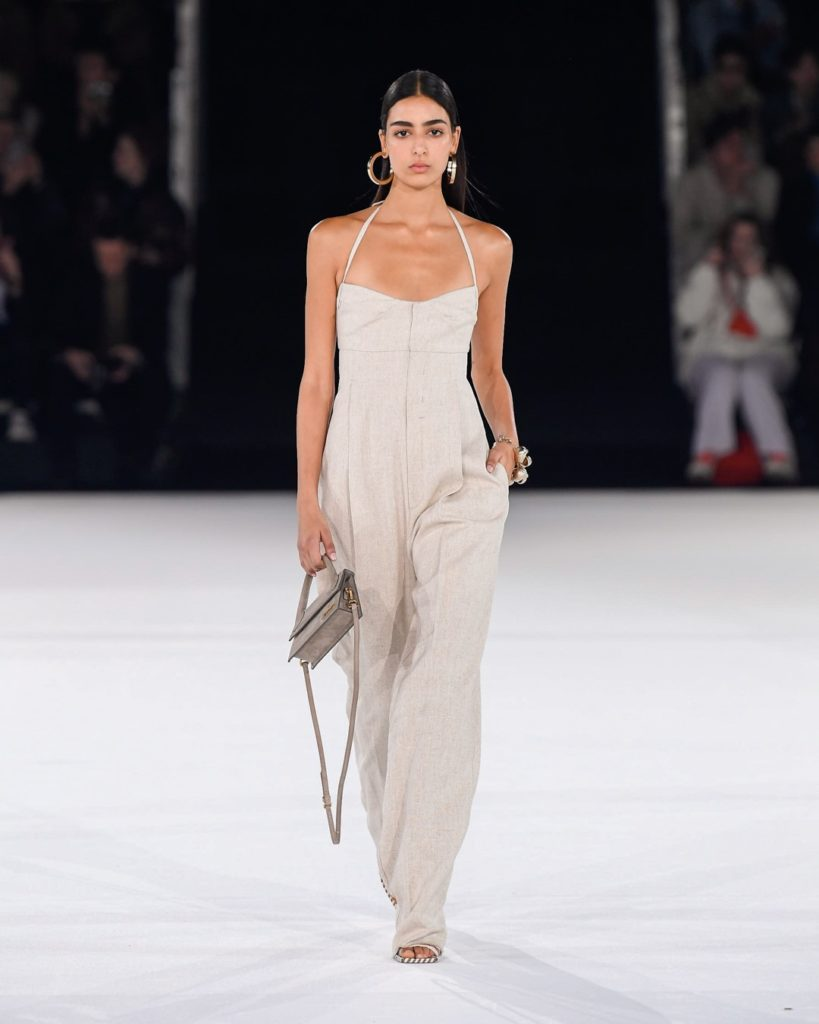 linen by jacquemus