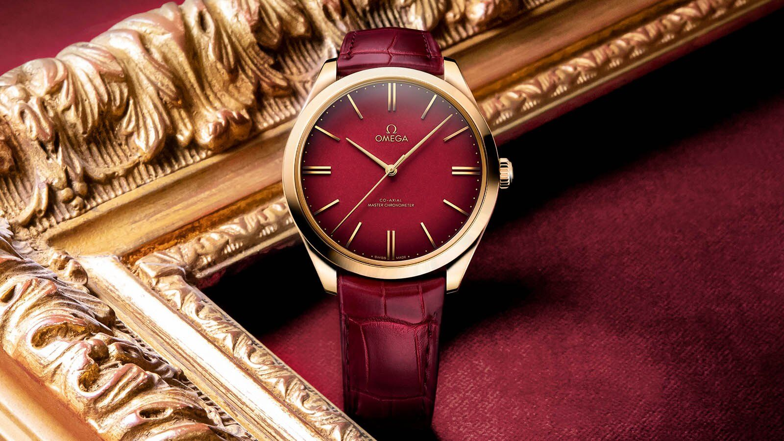 5 red and gold watches (and where you should wear them)
