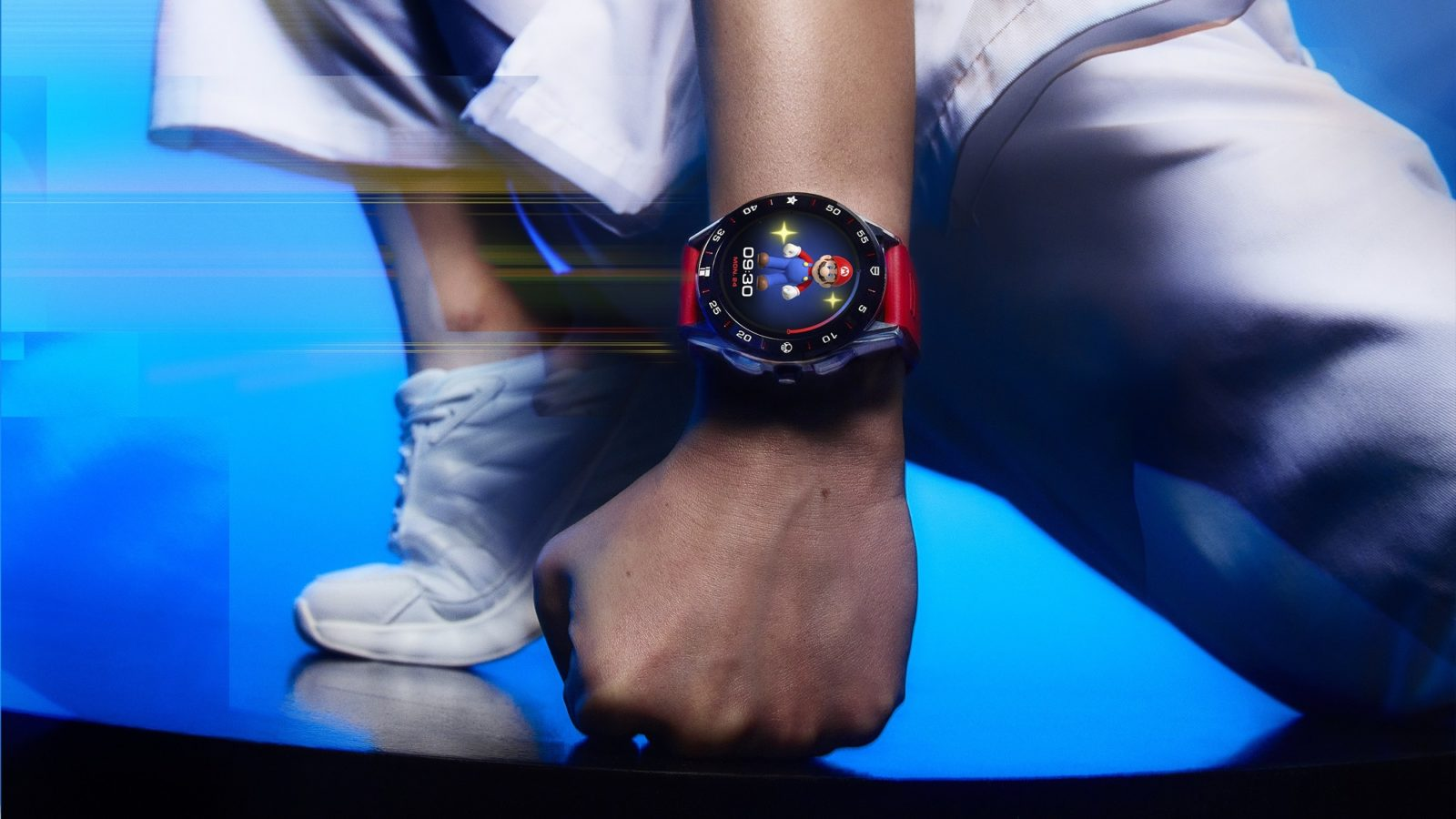 Could the TAG Heuer Super Mario collaboration be every millennial's dream?