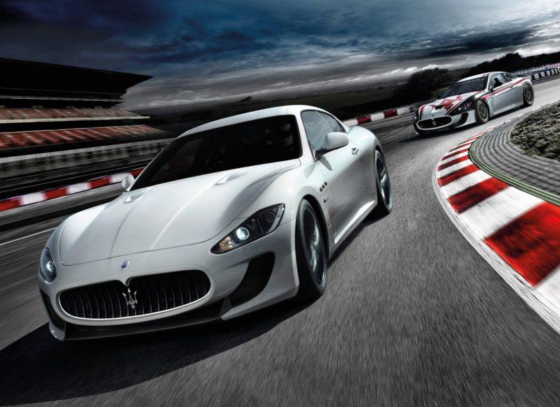 Lionel Messi car collection Maserati