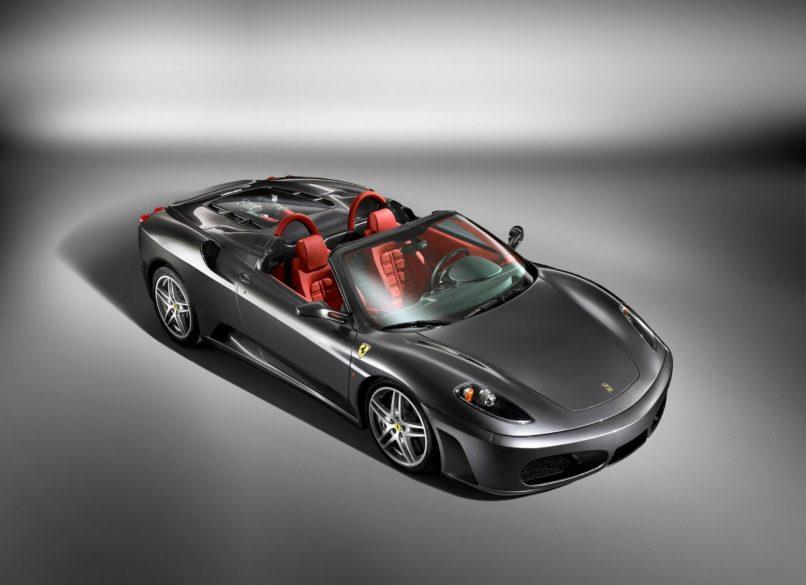 Lionel Messi car collection Ferrari