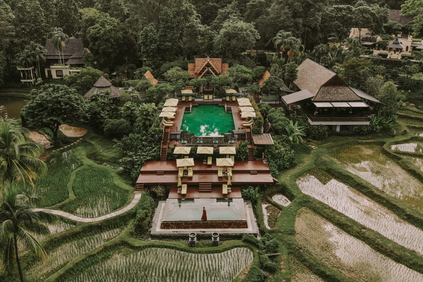 The most photogenic hotels in Thailand