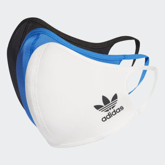 Adidas 3-Pack Face Cover