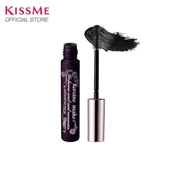 KISS ME Heroine Make Long & Curl Mascara Super Waterproof