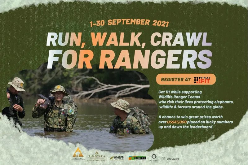 'Run, Walk, Crawl for Rangers' Charity Competition