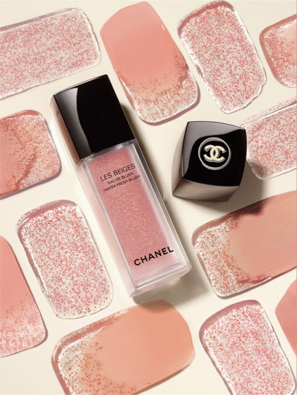 Chanel gives your cheeks a pop of colour and hydration