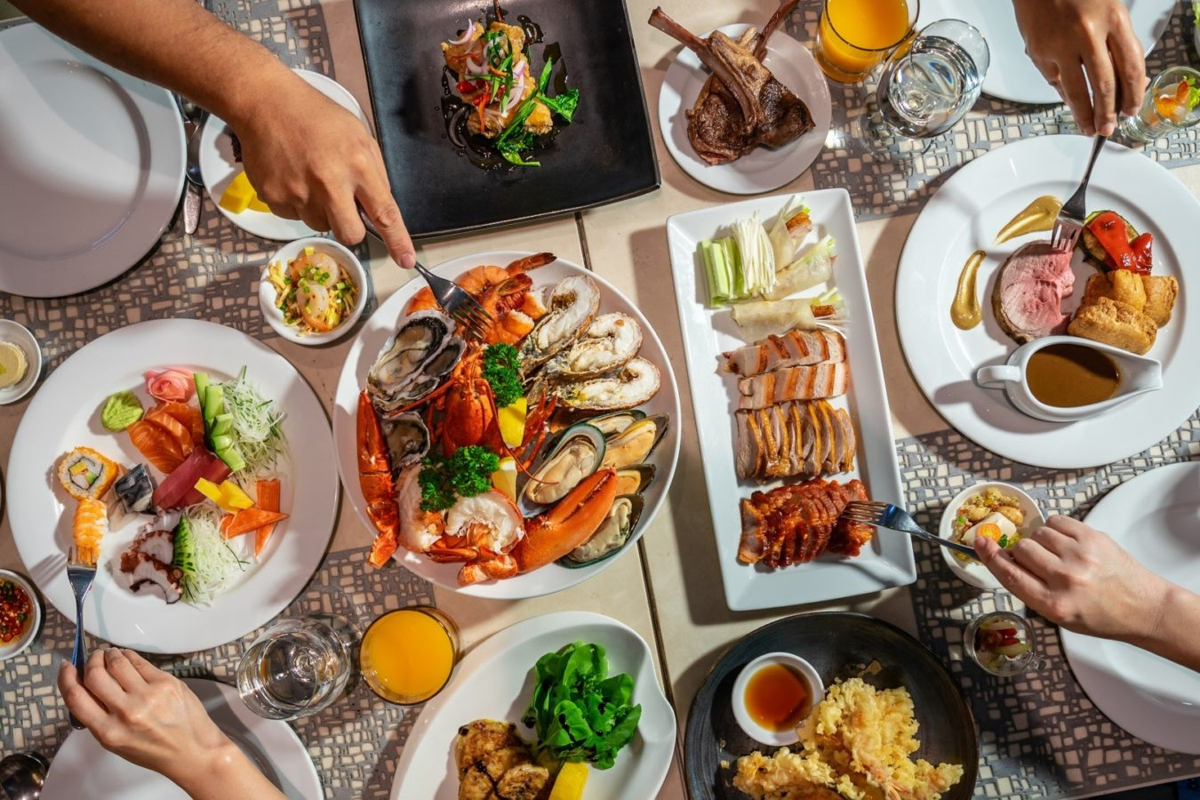 Your guide to 6 post-lockdown hotel restaurant buffets in Bangkok
